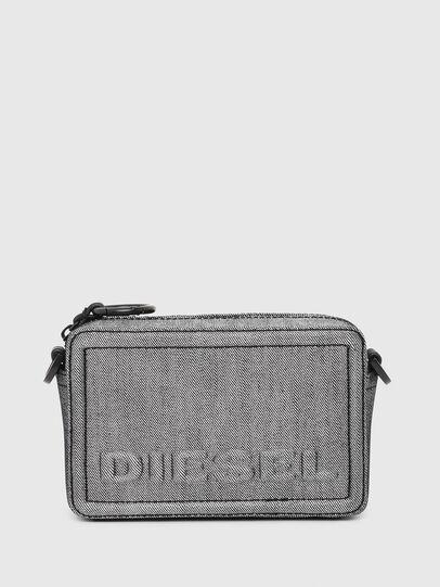 Diesel - ROSA', Gris - Sacs en bandoulière - Image 1