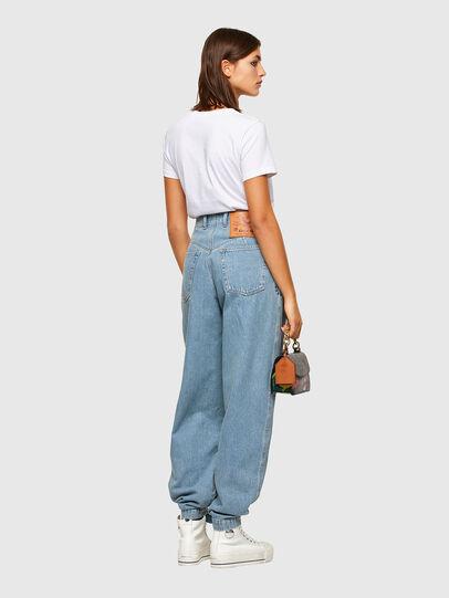 Diesel - D-Concias 009RQ, Bleu Clair - Jeans - Image 7