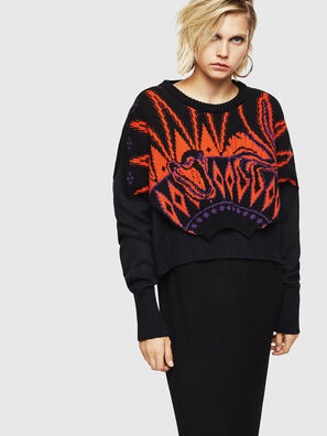 M-TAO, Black - Sweaters