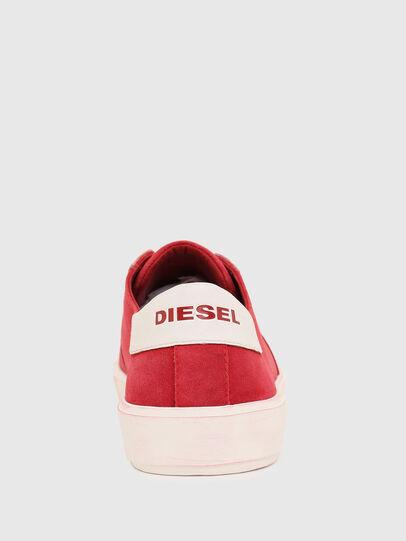Diesel - S-MYDORI LC, Red - Sneakers - Image 4