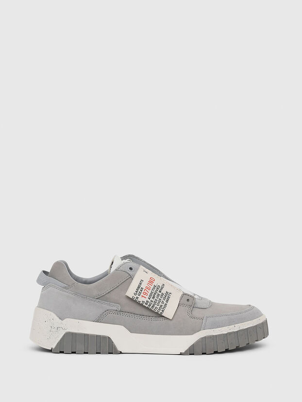 S-LE RUA ON W, Light Grey - Sneakers