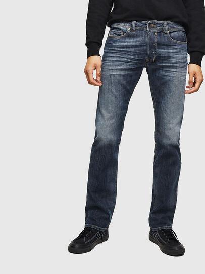 Diesel - Safado 0885K, Dark Blue - Jeans - Image 1