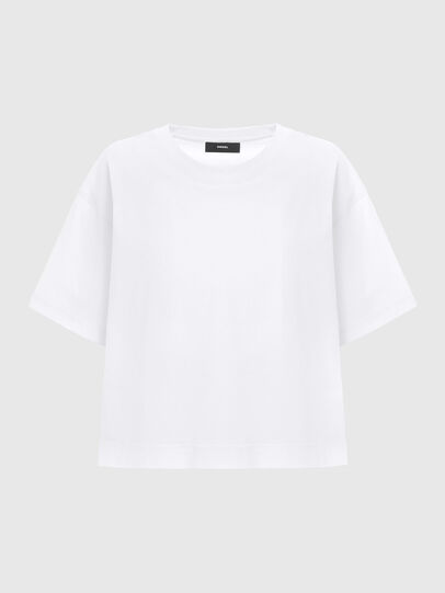 Diesel - T-BOWLESS, Blanc - T-Shirts - Image 5