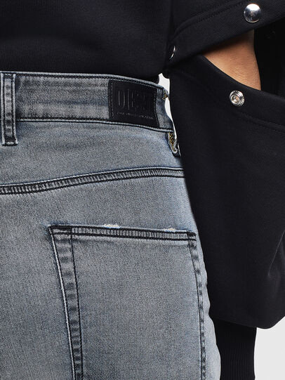 Diesel - D-Eifault JoggJeans 069LT, Dark Blue - Jeans - Image 5