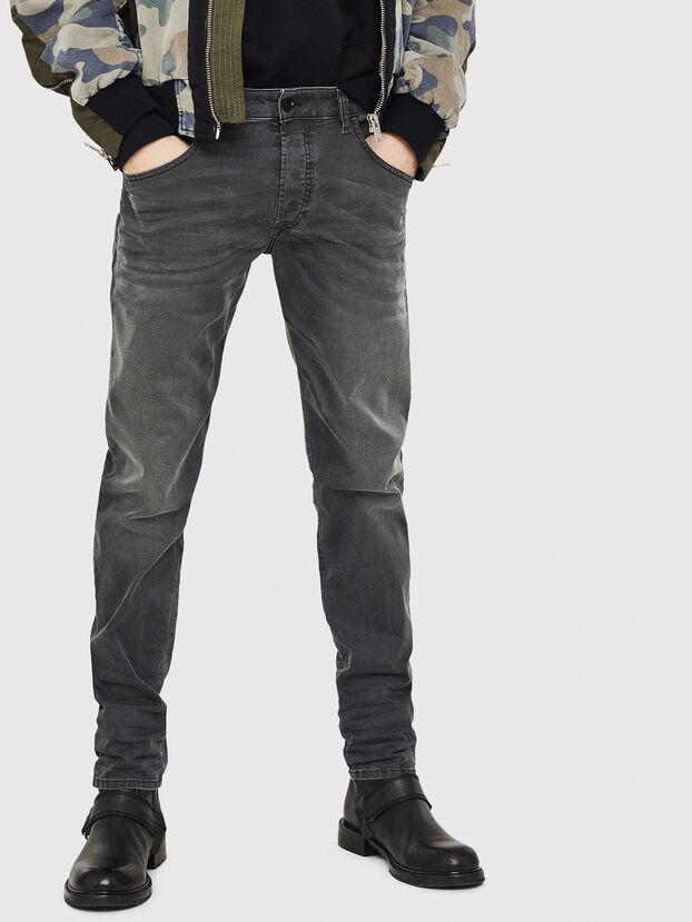 D-Bazer 0699P, Noir - Jeans
