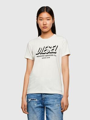 T-SILY-R4, White - T-Shirts