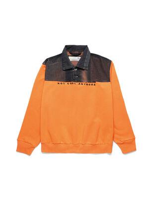 D-BNHILL-S, Orange - Sweatshirts