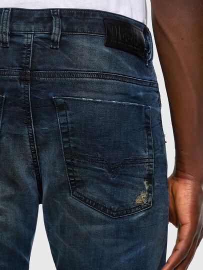Diesel - Krooley JoggJeans 069NP, Bleu Foncé - Jeans - Image 6