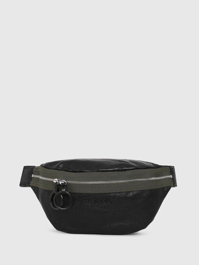 Diesel - FELTRE, Noir - Sacs ceinture - Image 1