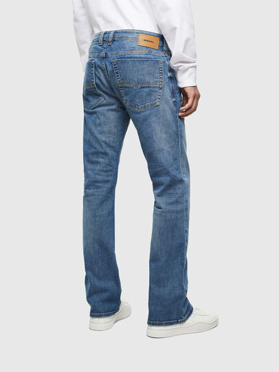 Diesel - Zatiny CN035, Bleu moyen - Jeans - Image 2
