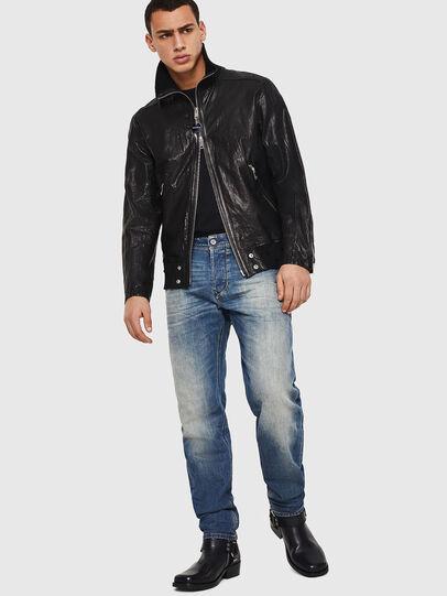 Diesel - Larkee-Beex 089AR, Dark Blue - Jeans - Image 6