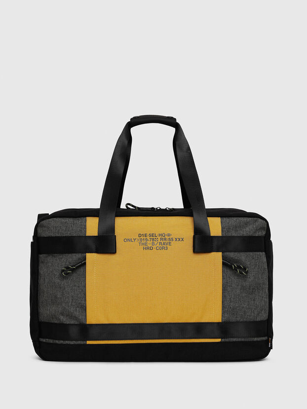 SOLIGO, Black/Yellow - Travel Bags