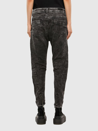 Diesel - FAYZA JoggJeans® 009FZ, Noir/Gris foncé - Jeans - Image 2