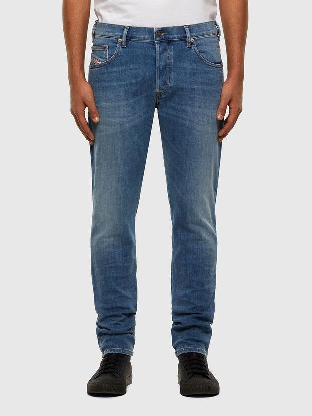 D-Yennox 009EK, Bleu Clair - Jeans