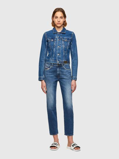 Diesel - D-Joy 009TZ, Bleu moyen - Jeans - Image 5