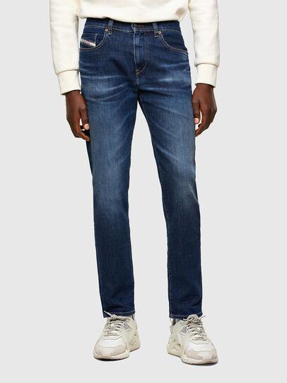 Diesel - D-Strukt 009MI, Dark Blue - Jeans - Image 1