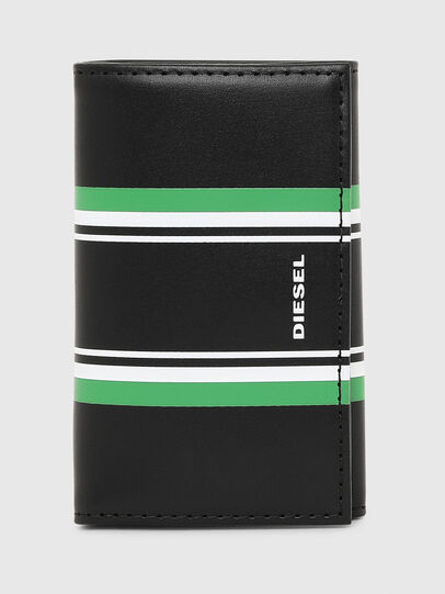 Diesel - KEYCASE O, Noir/Vert - Bijoux et Gadgets - Image 1