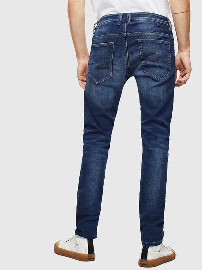 Diesel - Thommer JoggJeans 088AX, Bleu Foncé - Jeans - Image 2