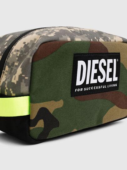 Diesel - POUCHH, Vert Camouflage - Bijoux et Gadgets - Image 4
