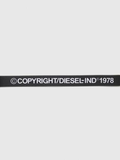 Diesel - B-TAPE, Noir/Blanc - Ceintures - Image 4