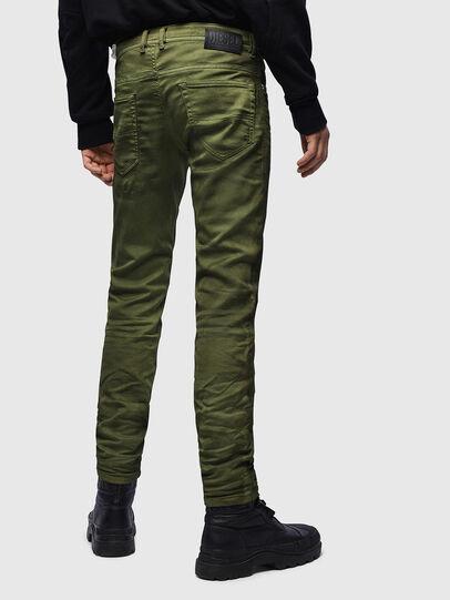 Diesel - Thommer JoggJeans 069MM, Green - Jeans - Image 2