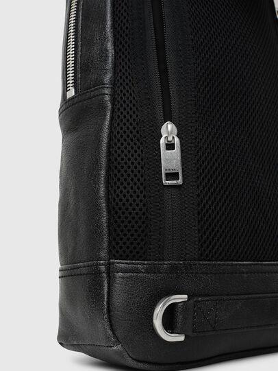Diesel - ALTAVILLA, Black - Backpacks - Image 4