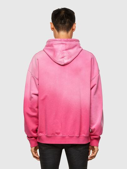 Diesel - S-UMMERIB-A81, Pink - Sweatshirts - Image 2