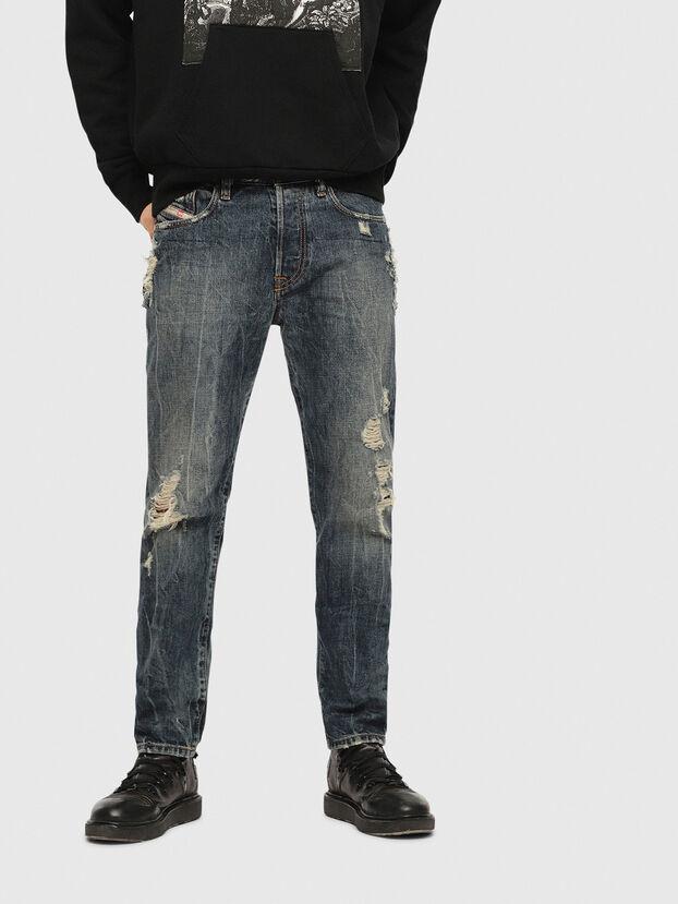 Mharky 084ZM, Dark Blue - Jeans