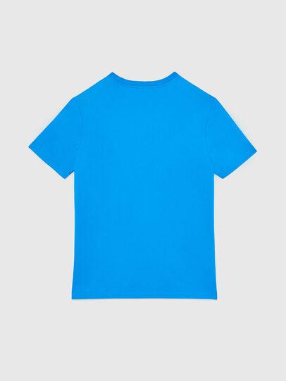 Diesel - UMLT-JAKE, Azur - T-Shirts - Image 2
