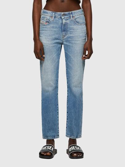 Diesel - D-Joy 09A07, Bleu Clair - Jeans - Image 1