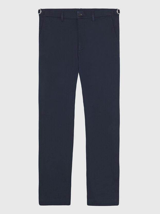 P-JAX, Bleu Foncé - Pantalons