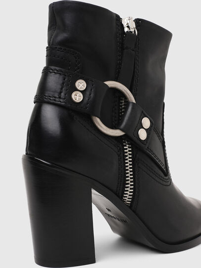 Diesel - D-FLAMINGO ABZ, Noir - Bottines - Image 5
