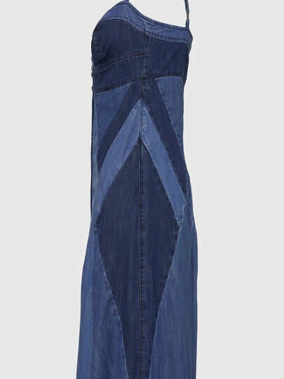 Diesel - DE-ARYNA, Bleu Clair - Robes - Image 6