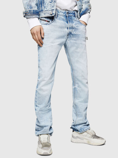 Diesel - D-Ligenz 0078C, Bleu Clair - Jeans - Image 4