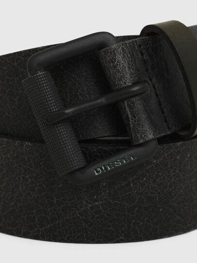 Diesel - B-CLIN, Noir - Ceintures - Image 2