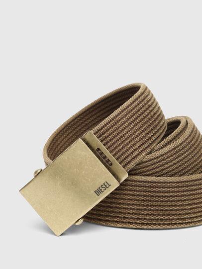 Diesel - B-COMBA, Light Brown - Belts - Image 2