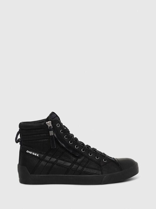 D-STRING PLUS, Black - Sneakers