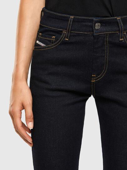 Diesel - Slandy 009CW, Bleu Foncé - Jeans - Image 4