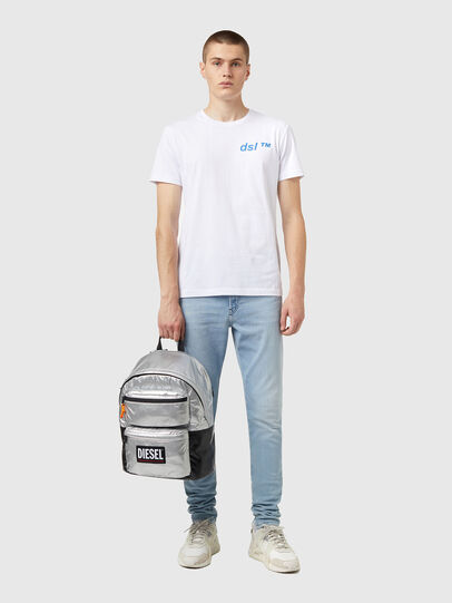 Diesel - T-DIEGOS-B5, Blanc - T-Shirts - Image 4
