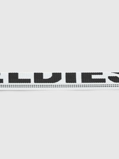 Diesel - B-MASER, Blanc/Noir - Ceintures - Image 4
