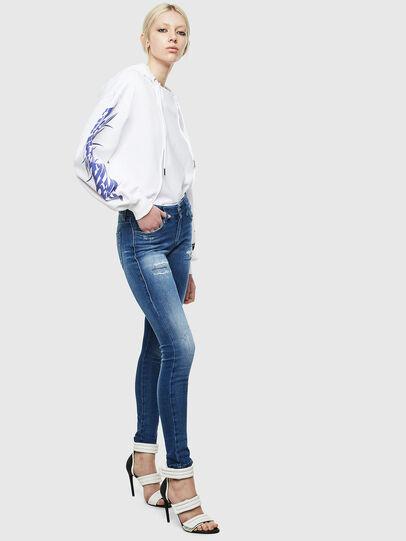 Diesel - Slandy 009IG, Bleu moyen - Jeans - Image 6