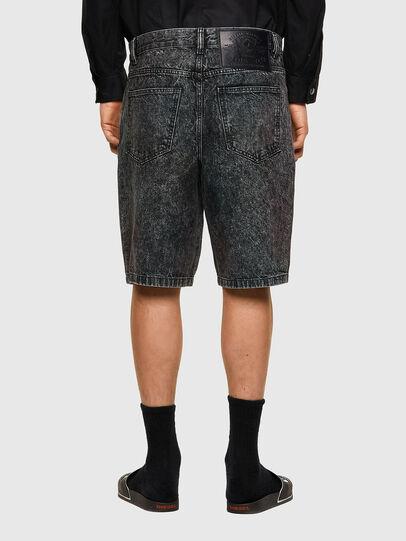 Diesel - D-MAXS-SP, Noir - Shorts - Image 2