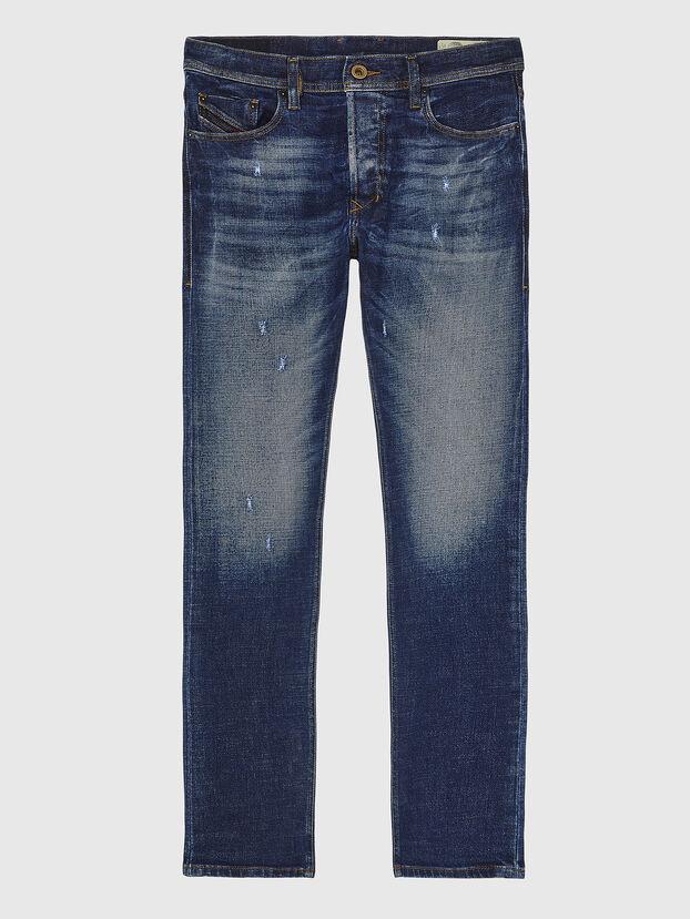 Tepphar A87AT, Bleu Foncé - Jeans