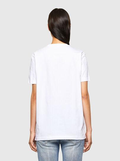 Diesel - CL-T-DIEGOS-O2, Blanc - T-Shirts - Image 4