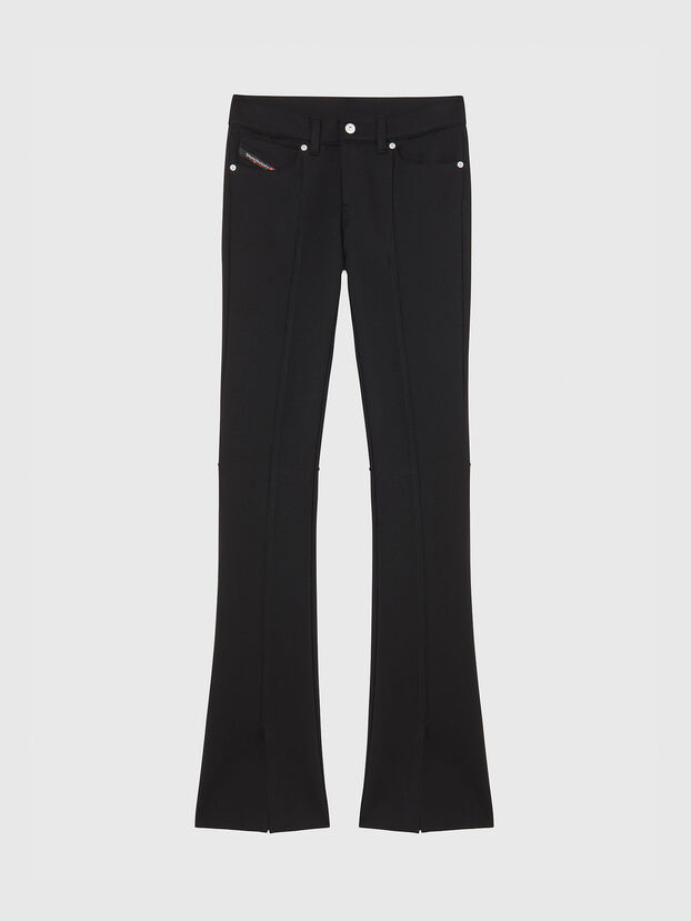 P-SILVAN, Black - Pants
