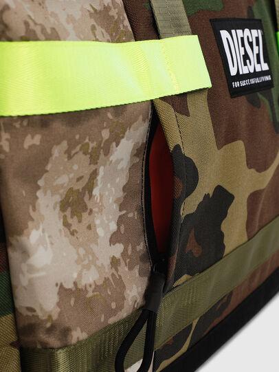 Diesel - SOLIGO, Vert Camouflage - Sacs de voyage - Image 4