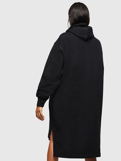 Diesel - D-ILSE-T, Noir - Robes - Image 2