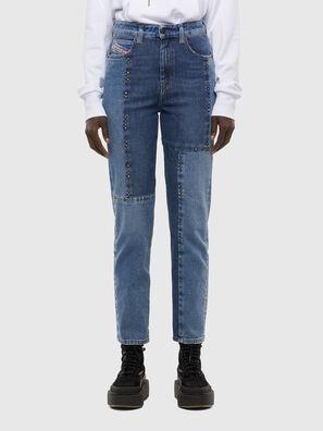 D-Eiselle 009KP, Bleu Clair - Jeans