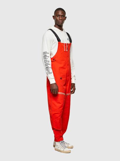 Diesel - P-JUMP, Orange - Pantalons - Image 7