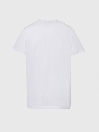 Diesel - T-DIEGOS-K34, Blanc - T-Shirts - Image 2